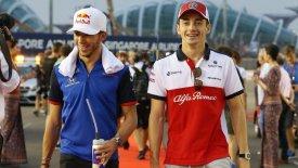 Επεσαν κορμιά για τις θέσεις των οδηγών στη Formula 1