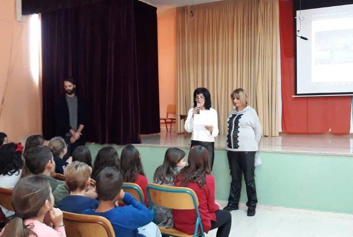 Επισκέφθηκε σχολεία ο Σαμαράς