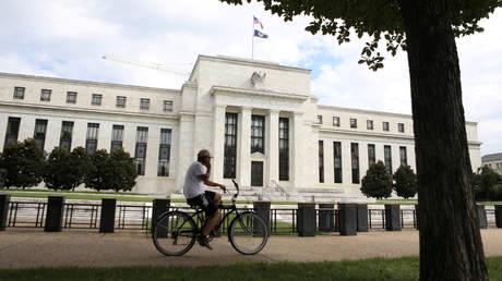 ΗΠΑ: Αμετάβλητα διατήρησε τα επιτόκια η Fed