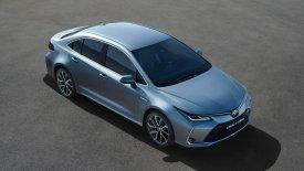 Η πρώτη υβριδική Toyota Corolla Sedan έρχεται στην Ευρώπη