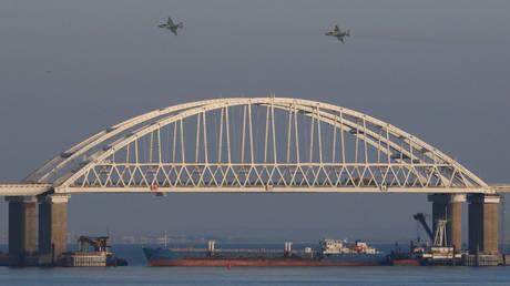 Θερμό επεισόδιο στη Μαύρη Θάλασσα μεταξύ Ρωσίας – Ουκρανίας (pics&vid)