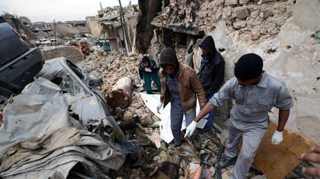 Ιράκ: Βομβιστική επίθεση σε εστιατόριο στη Μοσούλη – Δεκάδες άμαχοι νεκροί