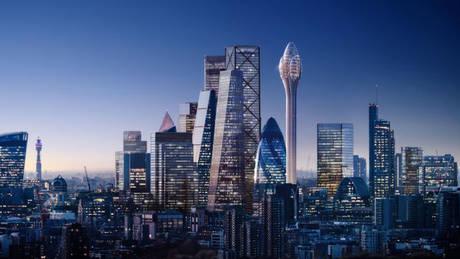 Λονδίνο: Πώς μια «τουλίπα» απειλεί την εναέρια κυκλοφορία