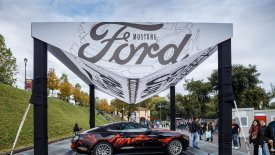 Μία Ford Mustang βγαλμένη από τον κόσμο των κόμικς! (pics)