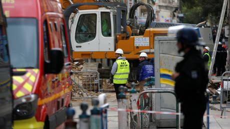 Μασσαλία: Στους οκτώ οι νεκροί από την κατάρρευση των δύο κτηρίων