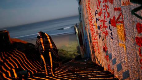 Μεξικό: Πάνω από 1.500 μετανάστες του καραβανιού στα σύνορα με τις ΗΠΑ