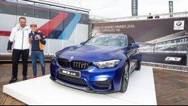Μια BMW M3 CS για τον Μαρκ Μάρκεθ! (pics)