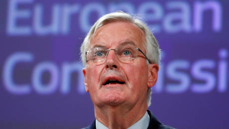Μπαρνιέ: Το σχέδιο συμφωνίας ένα «αποφασιστικό βήμα» για το Brexit