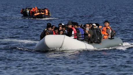 Ναυάγιο ανοιχτά της Σμύρνης με αγνοούμενους μετανάστες