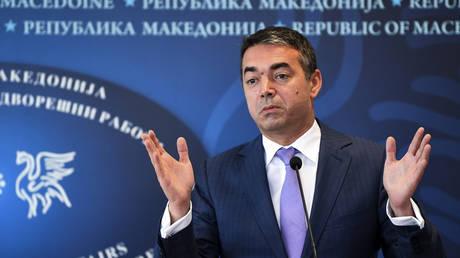 Ντιμιτρόφ: Η Συμφωνία των Πρεσπών να γίνει κίνητρο για την επίλυση και άλλων προβλημάτων