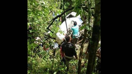 Περού: Επτά νεκροί από πτώση λεωφορείου σε γκρεμό – Μετέφερε νεαρούς ποδοσφαιριστές