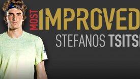 Πιο βελτιωμένος παίκτης της χρονιάς ο Τσιτσιπάς! (pic)