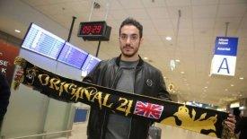 Σαλαφζούν: «Θα είμαι μαχητής της ΑΕΚ για να πάρει τίτλους»