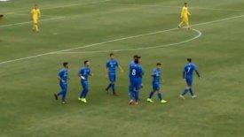 Σε βίντεο τα τέσσερα από τα πέντε γκολ της Εθνικής Νέων (vid)
