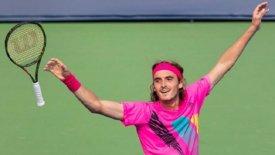 Στα ημιτελικά του Next Gen ATP Finals ο Τσιτσιπάς!