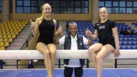 Στη Θεσσαλονίκη για προετοιμασία η Ολυμπιονίκης Σάνε Βέφερς