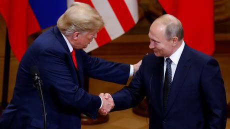 Στον «αέρα» η συνάντηση Τραμπ – Πούτιν στο Παρίσι