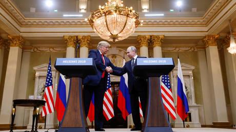 Συνάντηση Τραμπ – Πούτιν στην Αργεντινή την 1η Δεκεμβρίου