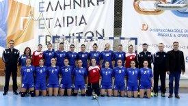 Φιλική νίκη της Εθνικής Γυναικών