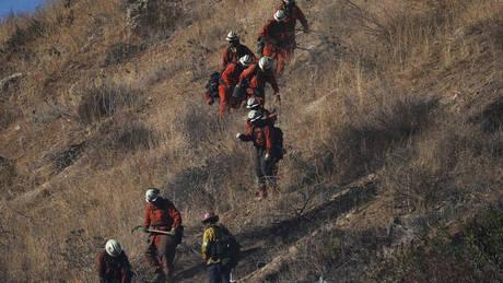 Φωτιά Καλιφόρνια: Έφτασαν τους 71 οι νεκροί – Ξεπέρασαν τους 1000 οι αγνοούμενοι
