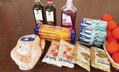 Διανομή τροφίμων 14 και 15 Νοεμβρίου στην Κηφισιά
