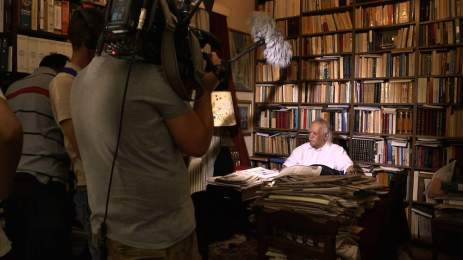 Σκιαγραφώντας το πορτρέτο του Μανώλη Γλέζου: «Ο Τελευταίος Παρτιζάνος»