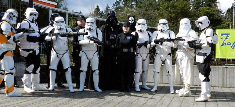 501st: Η επίλεκτη Λεγεώνα του Darth Vader έρχεται στο AthensCon