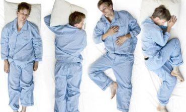 Τι αποκαλύπτει ο τρόπος που κοιμόμαστε.