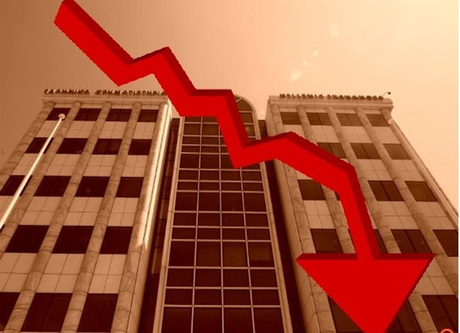 Ισοπέδωσε και τις 600 μονάδες… το τραπεζικό ξεπούλημα στο Χρηματιστήριο