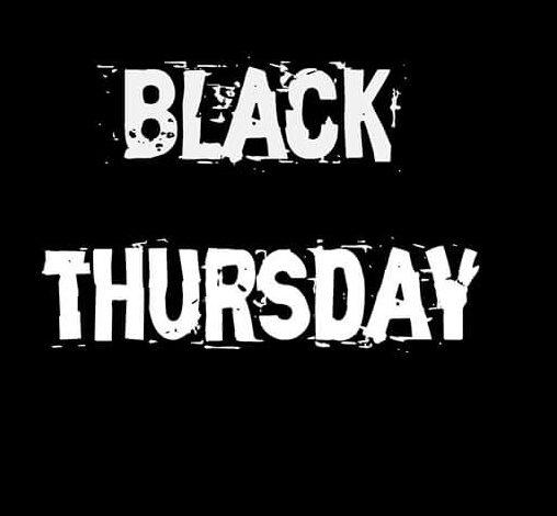 Το δικό τους… «Black Thursday» έκαναν οι ληστές