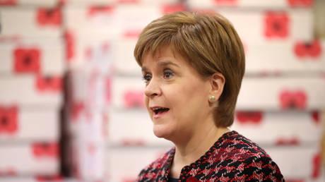 Brexit: «Κακό» για την Σκωτία το σχέδιο συμφωνίας δηλώνει η Στέρτζον