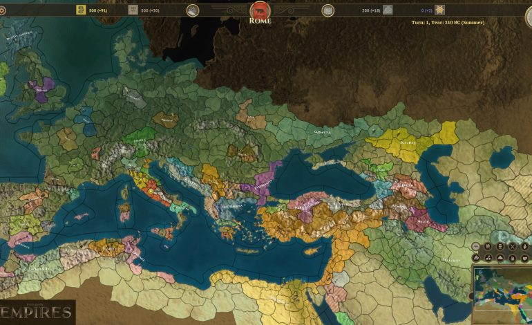 Field of Glory: Empires Preview