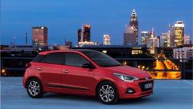 Hyundai i20: Πρώτο σε αξιοπιστία στη Γερμανία για το 2019!