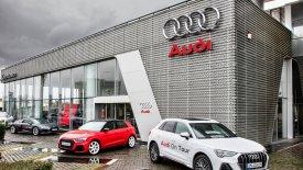 Mεγάλο ενδιαφέρον για test drive των νέων Audi Q3 και Α1