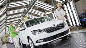 Nέα εργοστάσια της Skoda σε Βουλγαρία ή Τουρκία