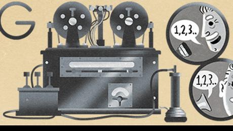 Valdemar Poulsen: Ποιος είναι ο μηχανικός από τη Δανία που τιμά με doodle η Google