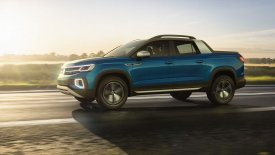 Volkswagen Tarok, το μικρότερο και πιο lifestyle Pick-Up! (pics)