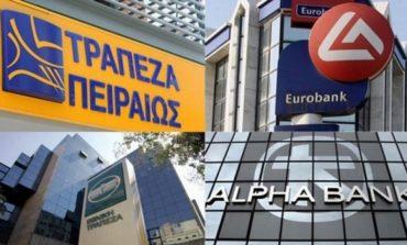 """Τετραήμερο τραπεζικό sell-off """"ρίχνει"""" το Χρηματιστήριο κάτω από τις 620 μονάδες"""