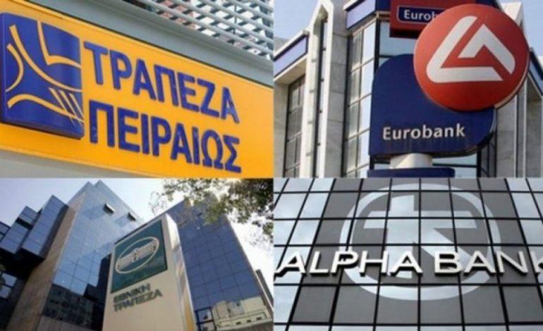 Τετραήμερο τραπεζικό sell-off «ρίχνει» το Χρηματιστήριο κάτω από τις 620 μονάδες