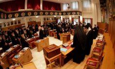 Σε βαρύ κλίμα συνεδριάζει σήμερα η Ιεραρχία για τη συμφωνία Τσίπρα-Ιερώνυμου
