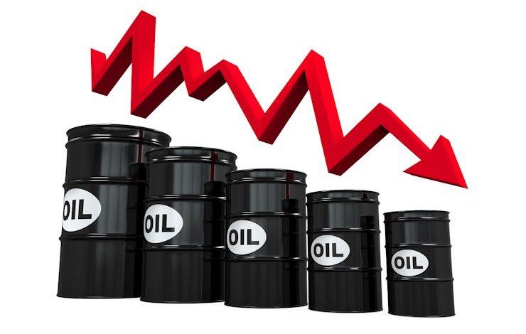 Tο πετρέλαιο έριξε την Wall