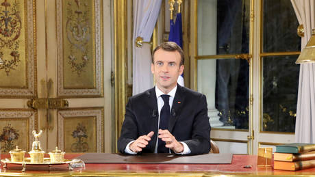 Γαλλία: Αύξηση του κόστους δανεισμού μετά τα μέτρα που ανακοίνωσε ο Μακρόν