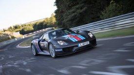 Μεγάλες φιλοδοξίες για τον αντικαταστάτη της 918 Spyder έχει η Porsche