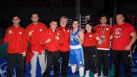Πρωταθλητής Ελλάδος στην Πυγμαχία ο Ολυμπιακός