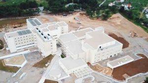 Στην τελική ευθεία το νέο Νοσοκομείο Χαλκίδας