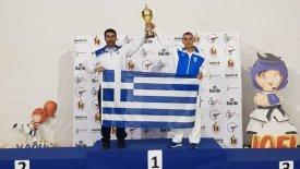 Στην 3η θέση του Ευρωπαϊκού η Ελλάδα