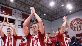 """Στους """"16"""" του Cev Cup ο Ολυμπιακός"""