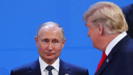 Σύντομη συνάντηση Τραμπ – Πούτιν στο περιθώριο της G20