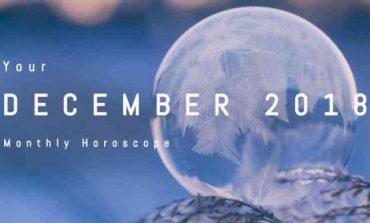 Μηνιαίες προβλέψεις για το Δεκέμβριο του 2018