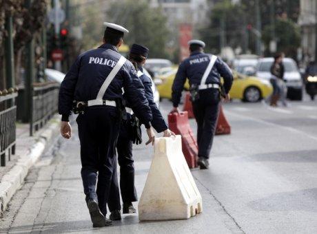 Απαγορεύσεις κυκλοφορίας για τον εορτασμό της Πρωτοχρονιάς στην Αθήνα